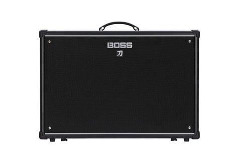 Boss Katana-100/212 Guitar Amplifier 2x12 Combo Guitar Amplifier, 100W KTN-100-212