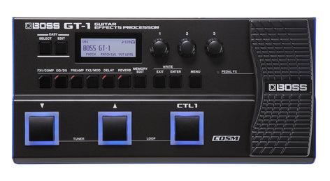 Boss GT-1 Guitar Effects Processor GT-1