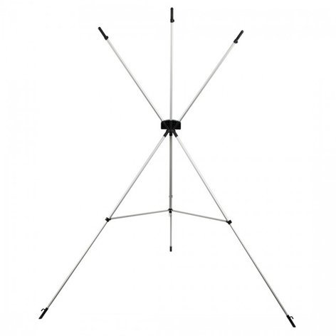 Westcott X-Drop Stand 5ft x 7ft Backdrop Frame (1.5 x 2.1 m) 570X