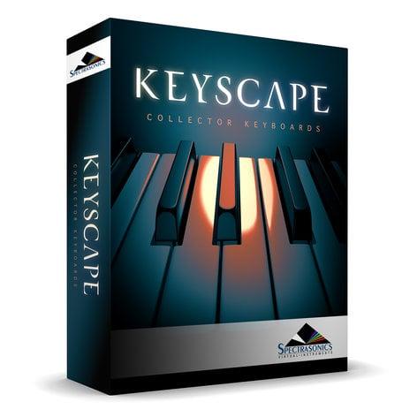 Spectrasonics Keyscape™ Virtual Keyboard Instrument KEYSCAPE