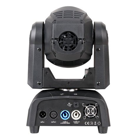 ADJ FOCUS-SPOT-ONE High Powered 35 Watt LED with Motorized Focus FOCUS-SPOT-ONE