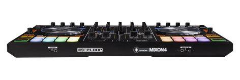 Reloop MIXON4  Controller for SeratoDJ MIXON4