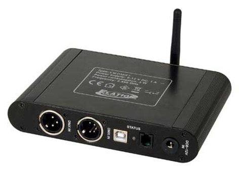 Elation Pro Lighting EWDMXT Wireless DMX Transmitter EWDMXT