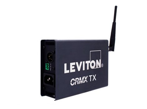 Leviton WCRMX-I1T Wireless Single Universe DMX Transmitter WCRMX-I1T