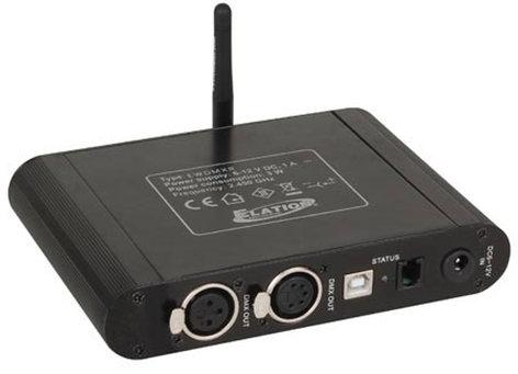 Elation Pro Lighting EWDMXR DMX Wireless Receiver EWDMXR