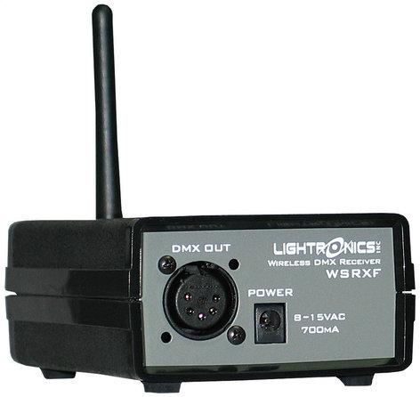 Lightronics Inc. WS-RXF DMX Wireless Receiver WS-RXF
