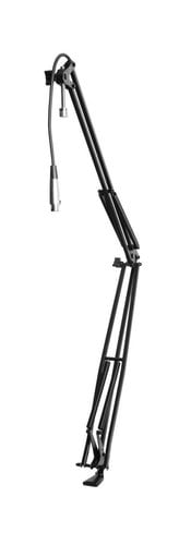 On-Stage Stands MBS5000  Broadcast/Webcast Boom Arm with XLR Cable MBS5000