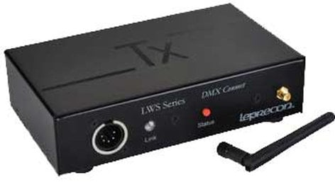 Leprecon LWS-RECEIVER-DC LWS Wireless Receiver with DC Supply LWS-RECEIVER-DC