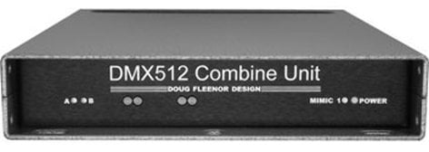 Doug Fleenor Designs 521E DMX Merger 5 In/1 Out,Isolated 521E