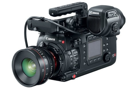 Canon EOS-C700-GS Cinema Camera with PL Mount - Global Shutter EOS-C700-GS