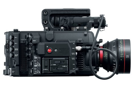 Canon EOS C700 PL EOS Cinema Camera with PL Mount EOS-C700-PL