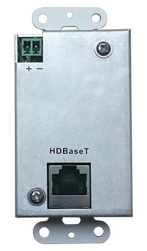 Intelix DIGI-HD60-WP-S  HDMI Single Gang Wallplate HDBT Transmitter with PoH DIGI-HD60-WP-S