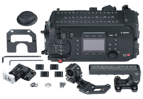 Canon EOS C700 EF EOS C700 Cinema Camera with EF Mount EOS-C700-EF