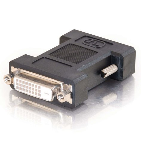 Cables To Go 27602 DVI-D M/F Port Saver Adapter DVI-D Dual Link Male to Female Adapter 27602
