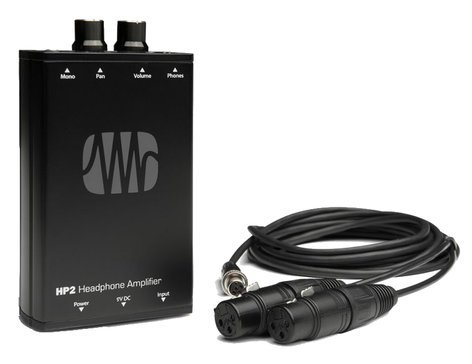 PreSonus HP2 Battery Powered Headphone Amp HP2-PRESONUS
