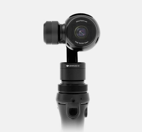 DJI CP.ZM.000425  Osmo+ Gimbal with X3 Zoom CP.ZM.000425