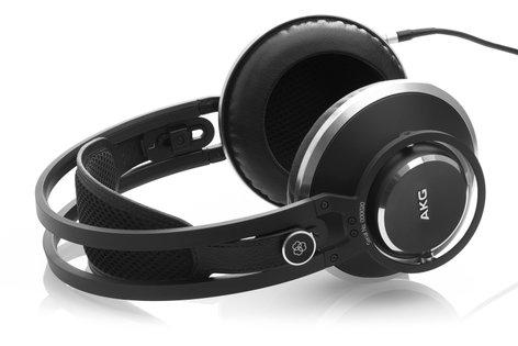 AKG K872  Master Reference Closed-Back Studio Headphones  K872