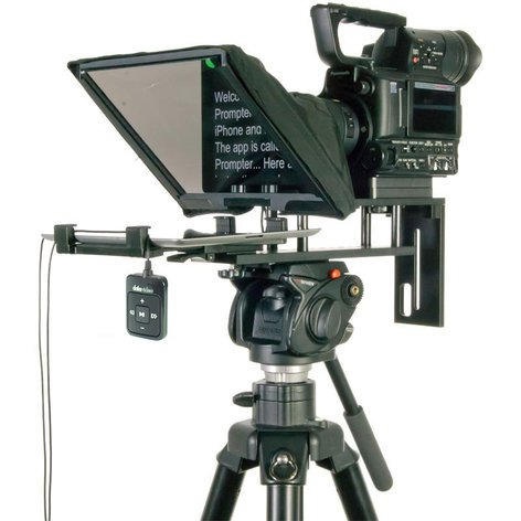 Datavideo Corporation TP-300B Teleprompter Kit for iPad and Android  TP300-B