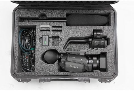Sony LCX70SKB  SKB Hard Carrying Case For PXW-X70  LCX70SKB