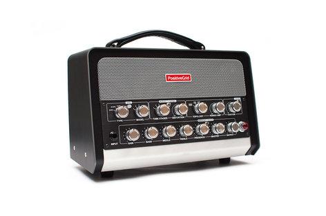 Positive Grid BIAS-HEAD BIAS Head 600W Amp Match Amplifer Head with Cover BIAS-HEAD