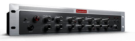 Positive Grid BIAS Rack 600W Amp Match Rackmount (2U) Amplifier BIAS-RACK