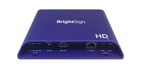 BrightSign HD223  Networked Player  HD223