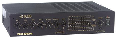 Bogen Communications GS35D 35  Watt Mixer/Amplifier GS35D