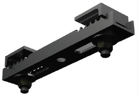 ATM/Adaptive Technologies BC3-8-0 Channel Style Beam Clamp without Eye Bolts BC3-8-0