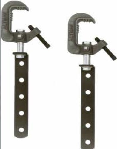 Altman 508 1 Pair of Hanging Arm and Clamps in Black 508