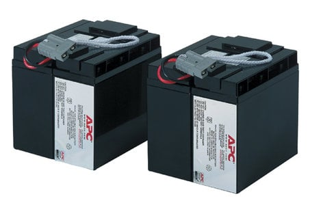 American Power Conversion RBC55 [RESTOCK ITEM] UPS Replacement Battery Cartridge #55 RBC-55-RST-01