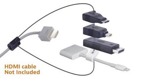 Liberty AV Solutions DL-AR403 Digitalinx HDMI Adapter Ring DL-AR403