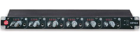 AKG HP6E 6-Channel Matrix Headphone Amplifier HP6E