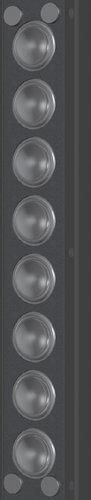 Innovox Audio MLA-8 Micro Line Array Speaker, White MLA-8-WHITE