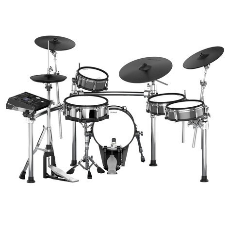 Ultimate V Drums Kit For Professional Recording By Roland Td 50kv S