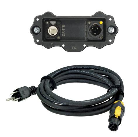 Neutrik NXP-TM-DANTE XIRIUM PRO US Transmitter TX Digital DANTE Input Module with NKXPF-5-15-3 NXPTMDANTE