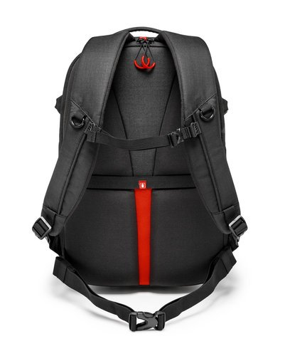 Manfrotto MB PL-BP-R  Pro Light Reverse Access Backpack RedBee-210 for DSLR/Camcorder MB PL-BP-R