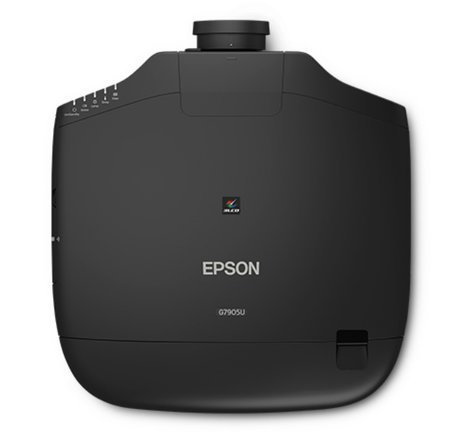 Epson PWRLITEPRO-G7905UNL WUXGA 3LCD 7000 Lumen Projector with 4K Enhancement, without Lens PWRLITEPRO-G7905UNL
