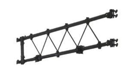 ADJ LTS50 I Beam 5 ft I-Beam for LTS-50T Truss with Connector LTS50-I-BEAM