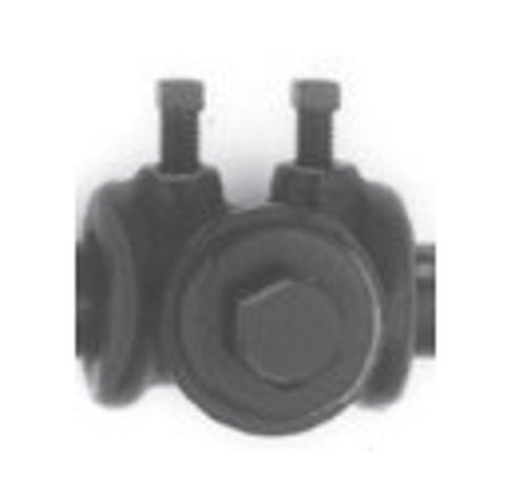 "Altman Tee Cast Iron Sliding Tee for 1/2"" Pipe TEE"