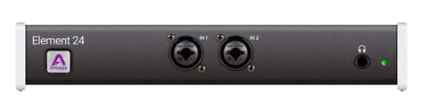 Apogee Element 24 10 In/12 Out Thunderbolt Audio I/O Box for Mac ELEMENT-24