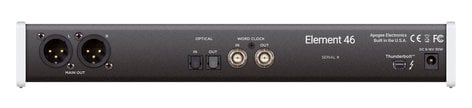 Apogee Element 46 12 In/14 Out Thunderbolt Audio I/O Box for Mac ELEMENT-46