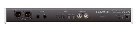Apogee ELEMENT-88 Element 88 16 In/16 Out Thunderbolt Audio I/O Box for Mac ELEMENT-88