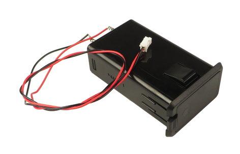 Yamaha ZA320600  Battery Case Assembly for APXT2 ZA320600
