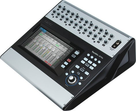 QSC TOUCHMIX-30 TouchMix-30 Pro 32 Channel Touchmix Mixer TOUCHMIX-30