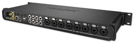 MOTU 8M Thunderbolt/USB Audio Interface with 8 Microphone Preamplifiers and AVB Audio Networking 8M-THUNDERBOLT