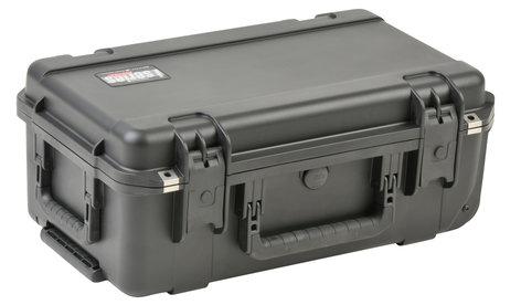 SKB Cases 3I-2011-7B-TR  iSeries 3i-2011-7 Waterproof Tech Box with Dual Trays 3I-2011-7B-TR