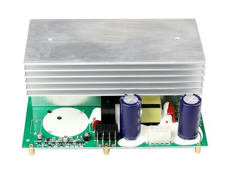 Mackie 2039379-00  Single Amp Class D 500W PCB Assembly for SRM1801 2039379-00
