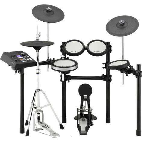 Yamaha DTX760HWK Electronic Drum Kit with Hardware DTX760HWK