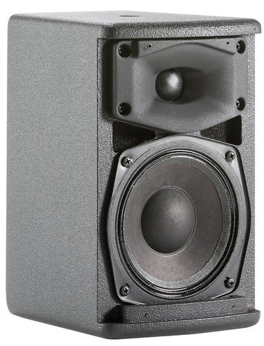 """JBL AC15 Ultra Compact 2-Way Speaker with 1 x 5.25"""" LF Transducer, in Black, Sold in Pairs AC15-BLACK"""