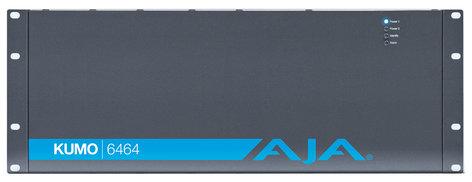 AJA Video Systems Inc KUMO-6464 Compact 64x64 3G-SDI Router KUMO-6464